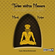 : Turban mistrza Mansura - audiobook